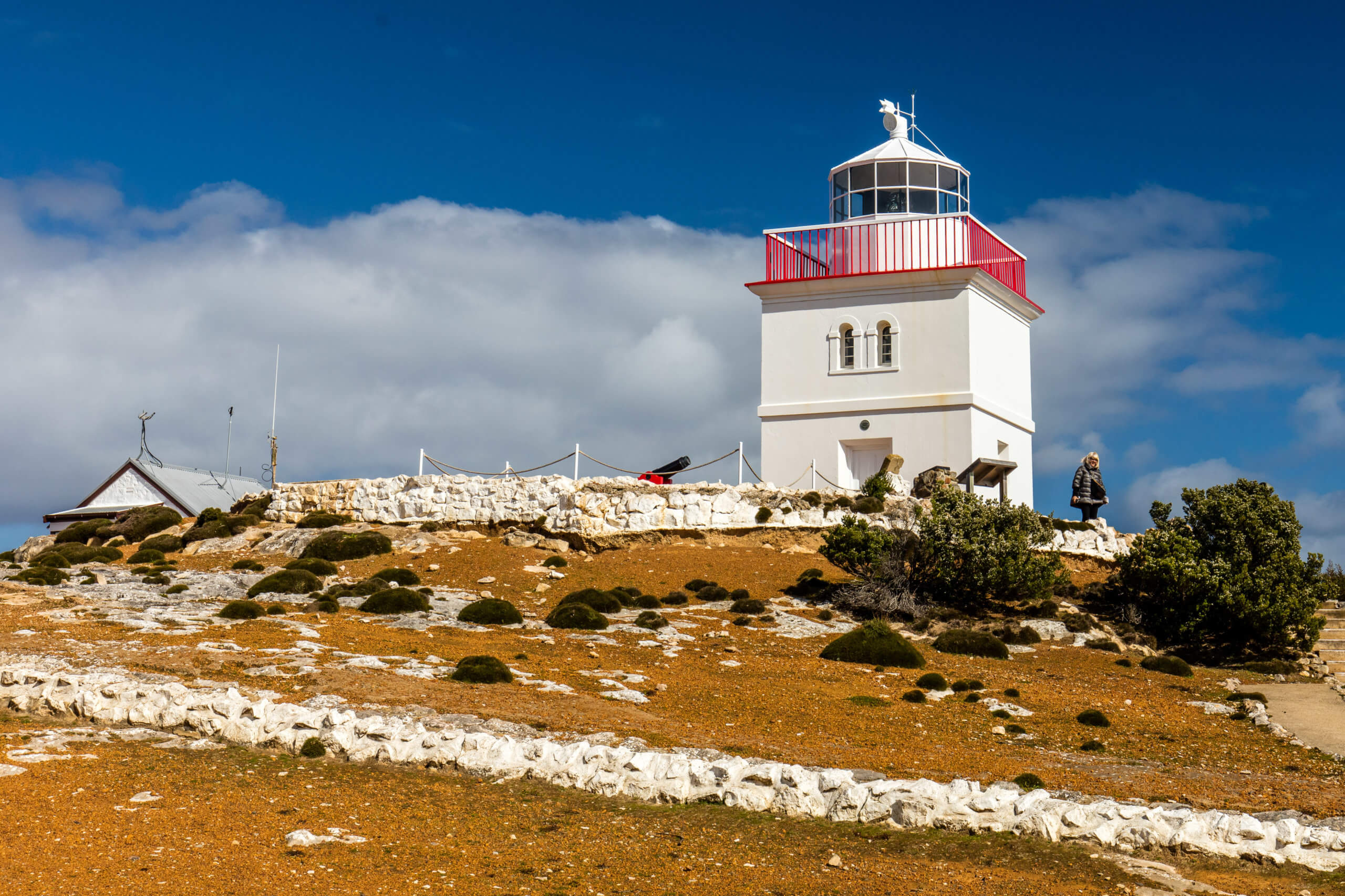 Cape Borda Light House