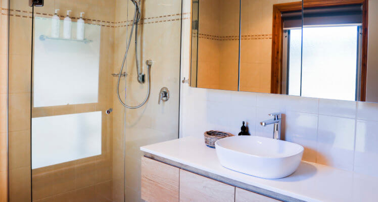 The Sheoak - Bathrooms